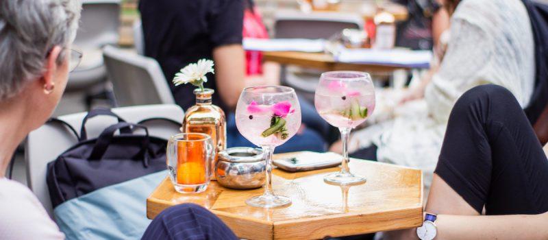gin tonic genuss
